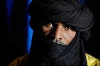 BURKINA FASO Dori, malian refugees, mostly Touaregs, in refugee camp Goudebo of UNHCR, they fled due to war and islamist terror in Northern Mali / BURKINA FASO Dori , malische Fluechtlinge, vorwiegend Tuaregs, im Fluechtlingslager Goudebo des UN Hilfswerks UNHCR, sie sind vor dem Krieg und islamistischem Terror aus ihrer Heimat in Nordmali geflohen