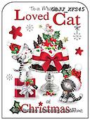 Jonny, CHRISTMAS ANIMALS, WEIHNACHTEN TIERE, NAVIDAD ANIMALES, paintings+++++,GBJJXFS45,#xa#