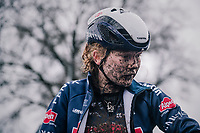 Puck Pieterse (NED/Alpecin-Fenix)<br /> <br /> UCI cyclo-cross World Cup Dendermonde 2020 (BEL)<br /> <br /> ©kramon