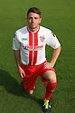 Sam Wedgbury of Stevenage<br />   Stevenage FC Team Photoshoot - Lamex Stadium, Stevenage - 16th July, 2013<br />  © Kevin Coleman 2013