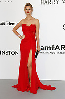 NADINE LEOPOLD<br /> amfAR Gala Cannes 2017 - Arrivals<br /> CAP D'ANTIBES, FRANCE - MAY 25 arrives at the amfAR Gala Cannes 2017 at Hotel du Cap-Eden-Roc on May 25, 2017 in Cap d'Antibes, France