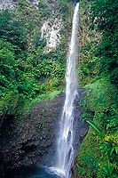 Middleham Falls Commonwealth of Dominica (Eastern Caribbean), Atlantic