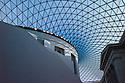 London, UK. 06.12.2014. The Great Court, British Museum, London, UK. Photograph © Jane Hobson.