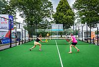 Den Bosch, Netherlands, 16 June, 2018, Tennis, Libema Open, Final Padel women<br /> Photo: Henk Koster/tennisimages.com