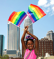 Photography coverage of the 2019 Charlotte Pride Festival & Parade - Charlotte Pride in Uptown/Downtown Charlotte North Carolina.<br /> <br /> Charlotte photographer - PatrickSchneiderPhoto.com