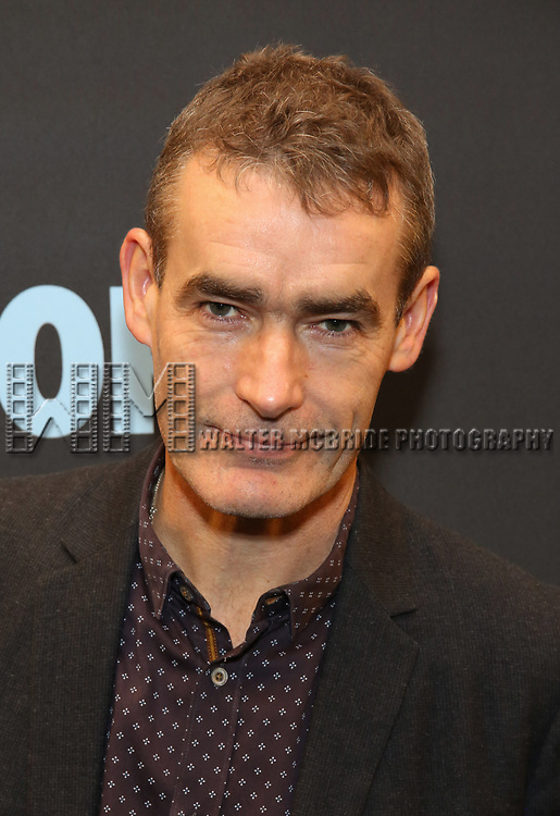 """Rufus Norris attends the Broadway Opening Night Performance  for """"Network"""" at the Belasco Theatre on December 6, 2018 in New York City."""