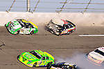 Feb 7, 2009; 5:12:10 PM; Daytona Beach, FL, USA; ARCA Remax Series Event 1 for the Lucas Oil Slick Mist 200 at Daytona International Speedway.  Mandatory Credit: (thesportswire.net)