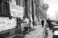 - Gennaio 1977, l'Università Statale di Milano occupata dagli studenti<br /> <br /> - January 1977, the State University of Milan occupied by students