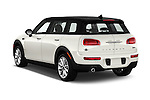 Car pictures of rear three quarter view of 2018 MINI CLUBMAN Cooper 5 Door wagon Angular Rear