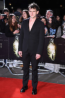 """Harry Melling<br /> at the """"Lost City of Z"""" premiere held at the British Museum, London.<br /> <br /> <br /> ©Ash Knotek  D3229  16/02/2017"""