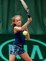Wateringen, The Netherlands, March 9, 2018,  De Reijenhof , NOJK 12/16 years, Evil Robot (NED)<br /> Photo: www.tennisimages.com/Henk Koster