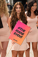 Dani Dyer<br /> The Mane Event photocall at LOndon Fashion Week 2018, London<br /> <br /> ©Ash Knotek  D3430  14/09/2018