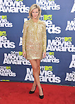 Brooklyn Decker at 2011 MTV Movie Awards held at Gibson Ampitheatre in Universal City, California on June 05,2011                                                                               © 2011 Hollywood Press Agency