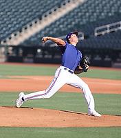Hans Crouse - Texas Rangers 2021 spring training (Bill Mitchell)