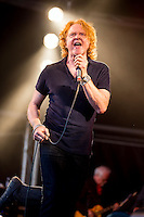 Photo by © Stephen Daniels 14/06/2014 <br /> Prostate Cancer Charity even at Hurtwood Park Polo Club, Ewhurst, Surrey. <br /> Mick Hucknall