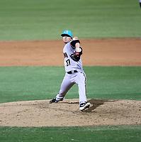 Keegan Curtis - Salt River Rafters - 2021 Arizona Fall League (Bill Mitchell)