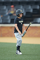 at David F. Couch Ballpark on May 19, 2018 in  Winston-Salem, North Carolina. The Demon Deacons defeated the Cavaliers 18-12. (Brian Westerholt/Four Seam Images)
