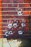 Urban Textures - Seven hands