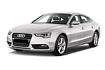 Front three quarter view of a 2014 Audi A5 Sportback AMBIENTE 5 Door Hatchback 2WD