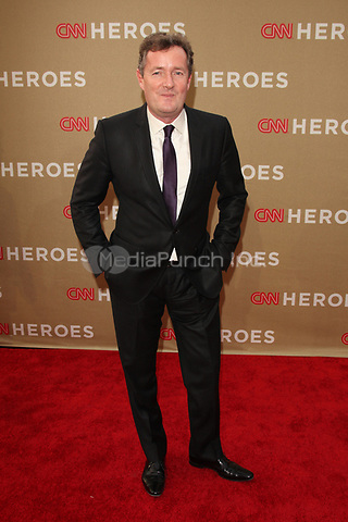 Piers Morgan at the CNN Heroes: An All-Star Tribute at The Shrine Auditorium on December 11, 2011 in Los Angeles, California.