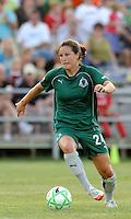 Kendall Fletcher,.Saint Louis Athletica defeated Sky Blue F.C 1-0, at Anheuser-Busch Soccer Park, Fenton, MO.