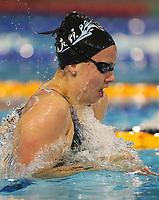Kaylee Jackson, 50m Breaststroke. Session 4. AON New Zealand Short Course Swimming Championships. Waterworld, Te Rapa, Hamilton. Wednesday 7 October 2020 Photo: Simon Watts/www.bwmedia.co.nz/SwimmingNZ