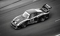 #0 Porsche 935 of  Ted Field, Danny Ongais, and Hurley Haywood, 1st place, 24 Hours of Daytona, Daytona International Speedway, Daytona Beach, FL, February 1979. (Photo by Brian Cleary/bcpix.com)