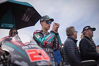 FABIO QUARTARARO - FRENCH - PETRONAS YAMAHA SRT - YAMAHA<br /> Valencia 17-11-2019<br /> Moto Gp Spain <br /> Foto Vincent Guignet / Panoramic / Insidefoto