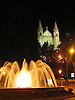 "The square ""Plaza de la Reina"" with fountain and the Cathedral La Seu in Palma de Mallorca at night<br /> <br /> Plaza de la Reina con fuente y la Catedral La Seu de Palma de Mallorca por la noche<br /> <br /> Der Platz ""Plaza de la Reina"" mit Brunnen und die Kathedrale La Seu in Palma de Mallorca bei Nacht<br /> <br /> 2592 x 1944 px"