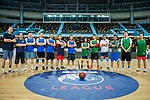 The Media Match during the Summer Super 8 at the Macao East Asian Games Dome on July 20, 2018 in Macau, Macau. Photo by Marcio Rodrigo Machado / Power Sport Images
