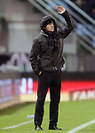 Germany's coach Joachim Low during international friendly match.November 18,2014. (ALTERPHOTOS/Acero)