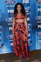 Jordin Sparks @ the American Idol Farewell Season finale held @ the Dolby Theatre.<br /> April 7, 2016