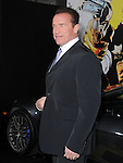 Arnold Schwarzenegger at The Lions Gate World Premiere for The Last Stand at The Grauman's Chinese Theater in Hollywood, California on January 14,2013                                                                   Copyright 2013 Hollywood Press Agency