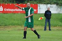Bej Ali Simbargov (Rüsselsheim) - Erfelden 29.08.2021: SKG Erfelden gegen DJK SG Eintracht Rüsselsheim, Sportplatz Erfelden