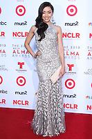 PASADENA, CA - SEPTEMBER 27: Actress Aimee Garcia arrives at the 2013 NCLR ALMA Awards held at Pasadena Civic Auditorium on September 27, 2013 in Pasadena, California. (Photo by Xavier Collin/Celebrity Monitor)