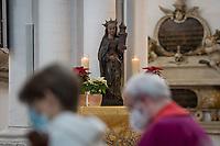 2020/12/04 Religion | Gottesdienst | Heilige Barbara