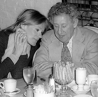 Tammy Grimes and Jack Gilford 1978<br />