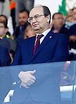 Sevilla FC's President Jose Castro during La Liga match. October 15,2016. (ALTERPHOTOS/Acero)