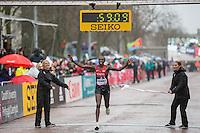IAAF World Half Marathon Cardiff 260316