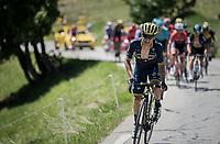 Johan Esteban Chaves (COL/ORICA-Scott)<br /> <br /> stage 7: Aoste > Alpe d'Huez (168km)<br /> 69th Critérium du Dauphiné 2017