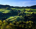 Schweiz, Kanton Appenzell Ausserrhoden, Appenzellerland, Landschaft beim Dorf Trogen AR | Switzerland, Canton Appenzell Ausserrhoden: landscape near village Trogen AR
