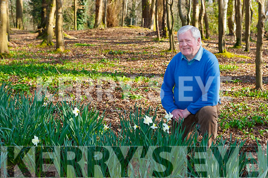 James O'Connor Killarney who loves walking the  many trails around the National Park
