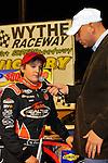 Oct 18, 2008; 11:10:09 PM;  Rural Retreat, VA, USA; FASTRAK Racing Series Grand Nationals race at Wythe Raceway. Mandatory Credit: (thesportswire.net)