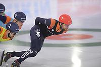 SHORTTRACK: HEERENVEEN: 06-01-2019, IJsstadion Thialf, NK Shorttrack, ©foto Martin de Jong