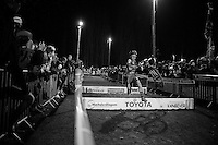 Gianni Vermeersch (BEL/Sunweb-Napoleon Games) flying over the beams<br /> <br /> Superprestige Diegem 2015