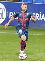 SD Huesca's Javier Ontiveros during La Liga match. September 30,2020. (ALTERPHOTOS/Acero)<br /> Liga Spagna 2020/2021 <br /> Huesca Vs Atletico Madrid <br /> Photo Acero/Alterphotos / Insidefoto <br /> ITALY ONLY