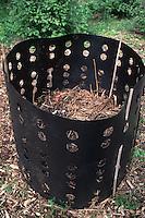 Compost bin, plastic Presto brand