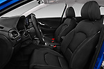 Front seat view of a 2018 Hyundai i30 Sky 5 Door Wagon front seat car photos
