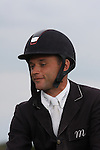 International Jumping in Chantilly France. .Winner : Timothee Anciaume (FRA) with Jarnac
