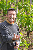 Alberic Mazoyer owner domaine alain voge cornas rhone france